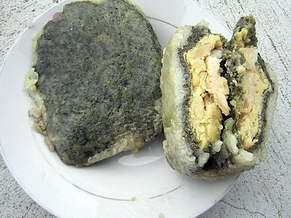Cách làm bánh khúc Hà Nội xanh tươi hấp dẫn