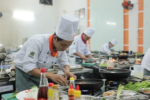 đào tạo bếp trưởng điều hành