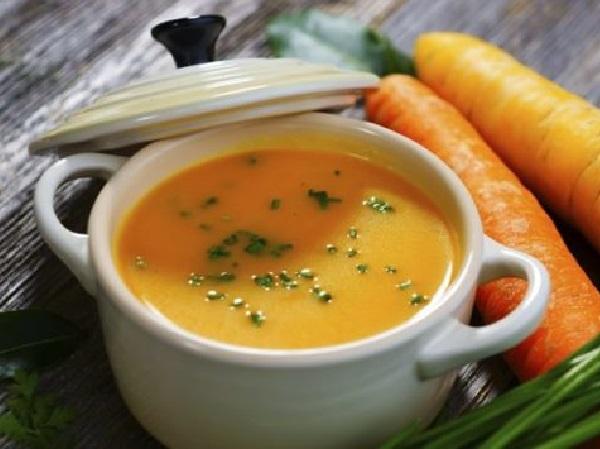 cháo cà rốt