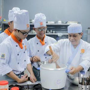 học nấu ăn cùng chuyên gia ẩm thực Nhật