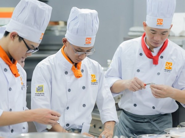 học nấu ăn ở sài gòn