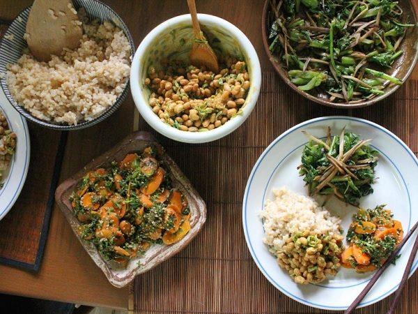 ăn uống thực dưỡng theo phương pháp ohsawa
