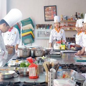 lớp học nấu ăn ở buôn mê thuột