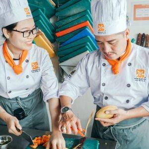 lớp học nấu ăn ngắn hạn ở hà nội