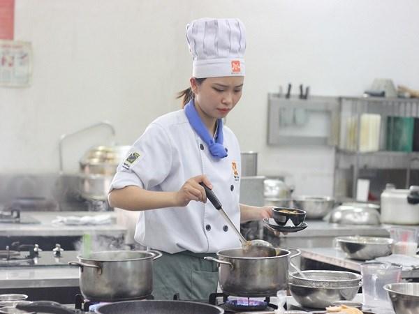 nhiều bạn gái cũng muốn hóc nấu ăn