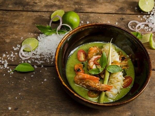 sức hút của ẩm thực châu á
