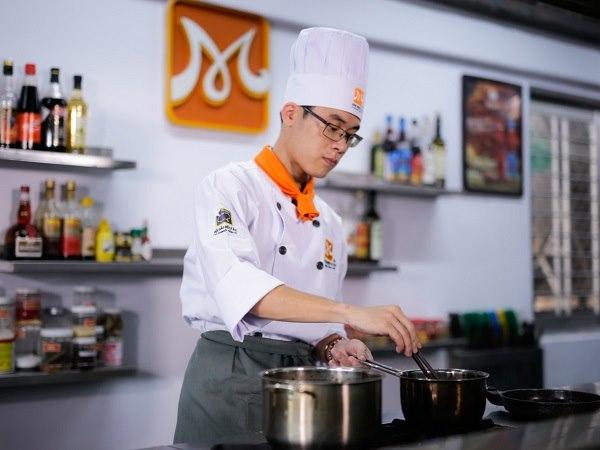 đầu bếp chuyên nghiệp tương lai