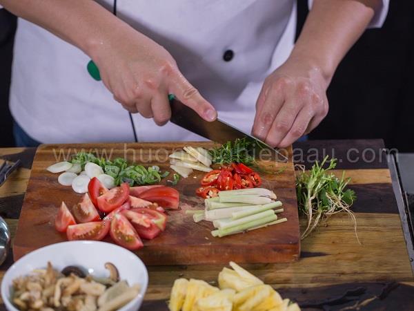 Trường Nào Dạy Nấu Ăn Chay Uy Tín Chất Lượng?