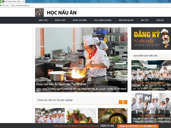 Các Trang Web Dạy Nấu Ăn Nổi Tiếng Việt Nam